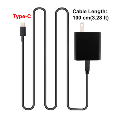 10W Lenovo Tab 4 10 Plus AC Adapter Charger + Free USB Type-C Cable